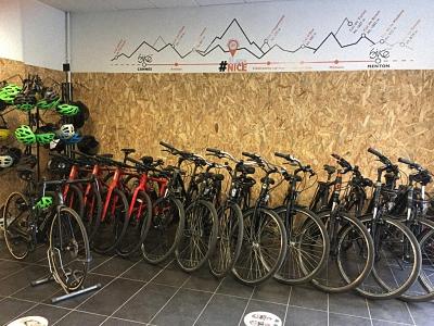Atelier Vélo Bike Trip Location