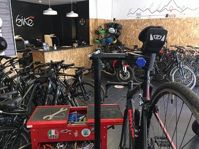 Atelier Vélo Bike Trip Réparation